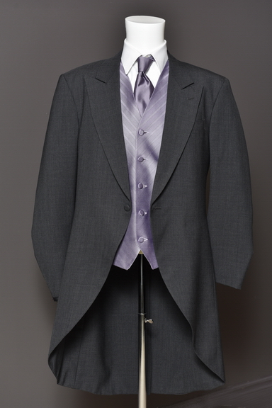 Tuxedo.ca - Grey Morning Suit