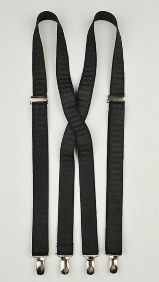 Tuxedo.ca - Suspenders  Black