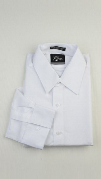 Tuxedo.ca - Microfiber Lay Down Collar Shirt