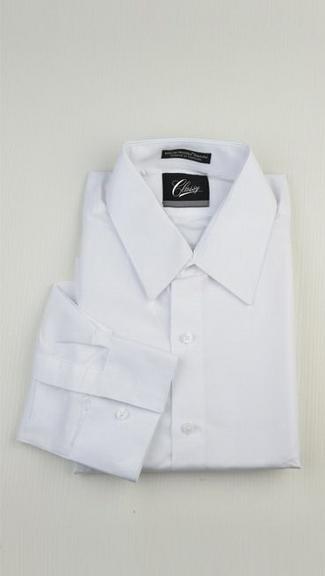 Tuxedo.ca - Microfiber Lay Down Collar Shirt